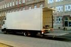 Przeprowadzki Szczecin Ciężarówka